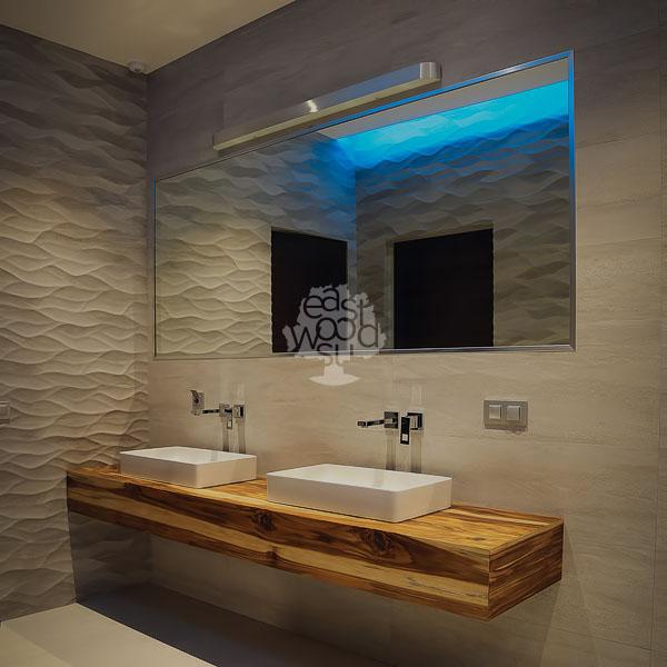 Столешница для ванной из дерева спб Душевой поддон из искусственного камня Corian Лыщиково